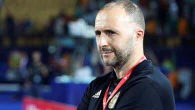 جمال بلماضي: نحتاج للاعب رقم 12 أمام بوركينا فاسو، وسعيد بمصر!