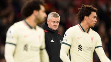 سولشاير واثق ببقائه مع مان يونايتد رغم فضيحة ليفربول!