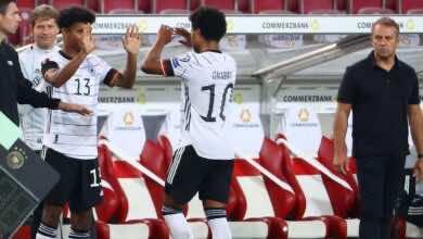 تصفيات كأس العالم 2022   هانز فليك يسعى للبناء على انطلاقة منتخب ألمانيا