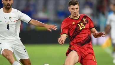 مارتينيز يجد بديلاً لمونييه في تشكيلة بلجيكا قبل مواجهة فرنسا