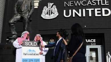 صفقات نيوكاسل المحتملة بعد استحواذ صندوق الاستثمار السعودي