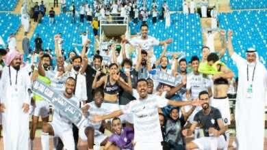جدول ترتيب الدوري السعودي بعد نتائج مباريات اليوم في الجولة 7 «الطائي ينتفض»