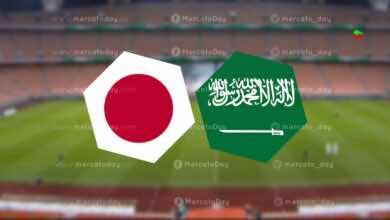 موعد مباراة السعودية واليابان في تصفيات كأس العالم 2022 والقنوات الناقلة