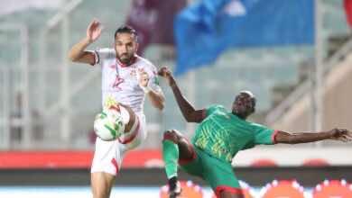 شاهد فيديو اهداف مباراة تونس وموريتانيا في تصفيات كأس العالم 2022
