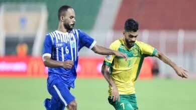 شاهد اهداف وملخص مباراة السيب وصحم في افتتاح الدوري العماني عمانتل