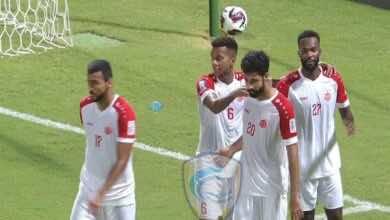 شاهد اهداف وملخص مباراة ظفار ومسقط في الدوري العماني عمانتل (صور:twitter)