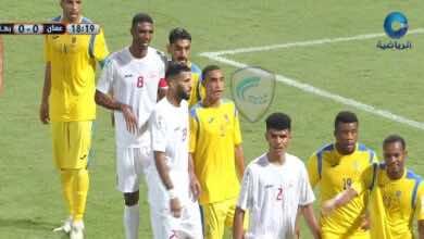 شاهد اهداف وملخص مباراة عمان وبهلاء في الدوري العماني عمانتل