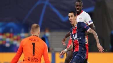 موعد مباراة باريس سان جيرمان ولايبزيج في دوري ابطال اوروبا والقنوات الناقلة