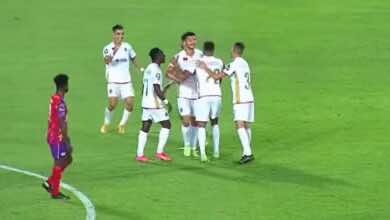 نتيجة مباراة الوداد وهارتس في دوري ابطال افريقيا