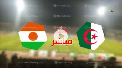 البث المباشر .. مشاهدة مباراة اليوم الجزائر والنيجر في تصفيات كأس العالم 2022 رابط يلا شوت