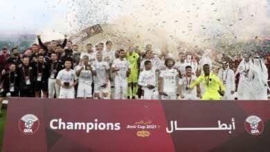 تحديث   سجل بطولات السد بعد التتويج بكأس أمير قطر 2021