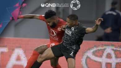جدول ترتيب الدوري القطري QNB بعد نتائج مباريات اليوم في الجولة 5