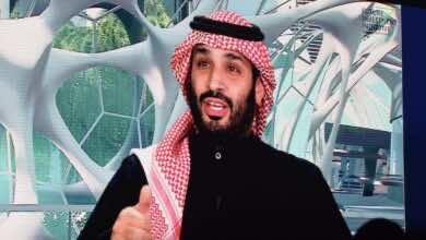 ولي العهد السعودي مالك نادي نيوكاسل يونايتد الأمير محمد بن سلمان