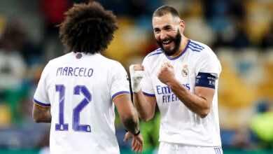 دوري ابطال اوروبا   جدول ترتيب مجموعة ريال مدريد بعد مباريات اليوم في الجولة الثالثة