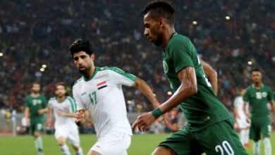 موعد مباراة السعودية والعراق في نصف نهائي بطولة غرب اسيا تحت 23 عامًا والقنوات الناقلة