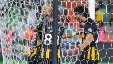 شاهد فيديو اهداف مباراة الاتحاد والاهلي في الدوري السعودي