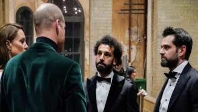 صور | محمد صلاح «فخر العرب» يقدم إحدى جوائز Earthshot في القصر الملكي