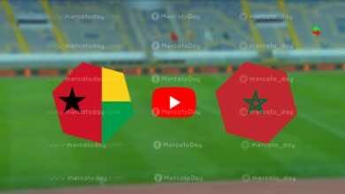 مشاهدة مباراة المغرب اليوم ضد غينيا بيساو في بث مباشر بتصفيات كأس العالم رابط يلا لايف