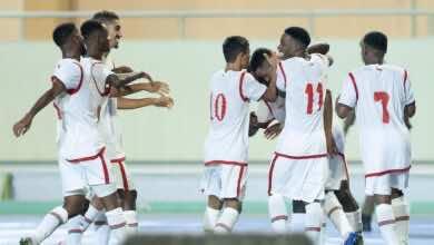 شاهد فيديو اهداف مباراة عمان والاردن في بطولة غرب اسيا تحت 23 سنة
