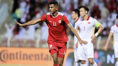 نتيجة مباراة عمان وفيتنام في تصفيات كأس العالم 2022..ريمونتادا تُعيد الأحمر للمركز الثالث