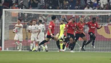 نتيجة مباراة اليوم بين السد والريان في نهائي كأس أمير قطر
