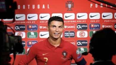 رونالدو يحطم رقم راموس في رحلة «عميد لاعبي العالم» ويقترب من نجم عمان