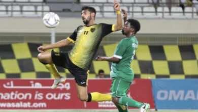 بث مباشر | مشاهدة مباراة السويق وصحار في افتتاح الدوري العماني عُمانتل رابط يلا شوت