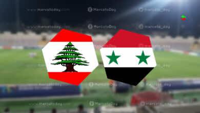 بث مباشر : مشاهدة مباراة اليوم بين سوريا ولبنان في تصفيات كأس العالم 2022 رابط يلا لايف