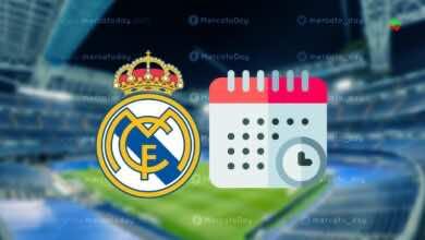 جدول مواعيد مباريات ريال مدريد في شهر اكتوبر 2021 «طبول الكلاسيكو تدق»